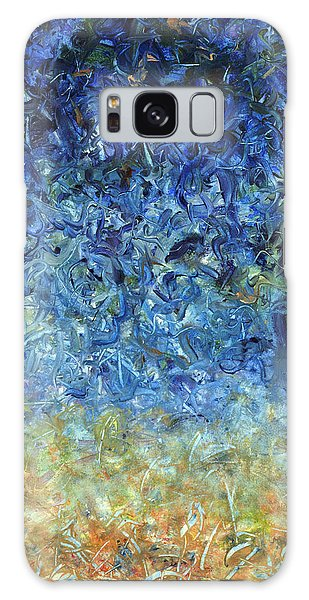 Abstract Expressionism Galaxy Case - Paint Number 59 by James W Johnson