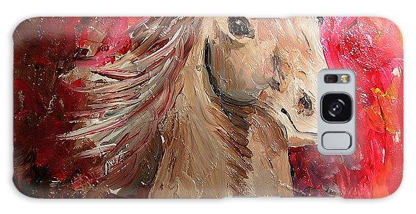 Paint Pallet Galaxy Case