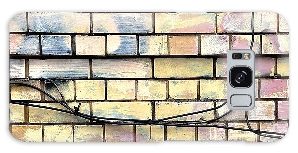Colorful Galaxy Case - Painted Brick by Julie Gebhardt