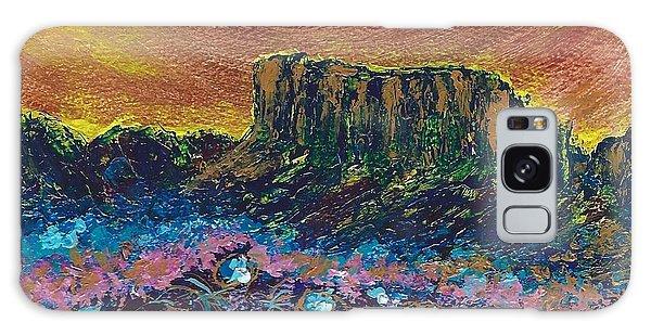Painted Desert Galaxy Case
