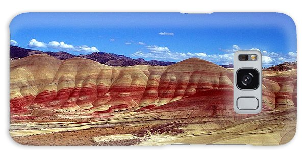 Painted Hills Galaxy Case by Chalet Roome-Rigdon