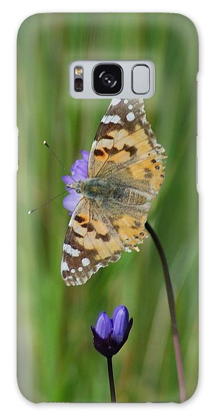 Painted Lady Galaxy Case