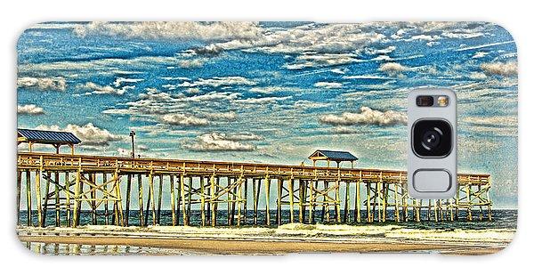 Surreal Reflection Pier Galaxy Case by Paula Porterfield-Izzo