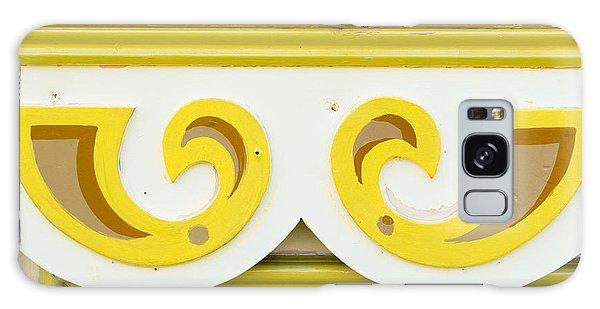 Caravan Galaxy Case - Painted Wood Pattern by Tom Gowanlock