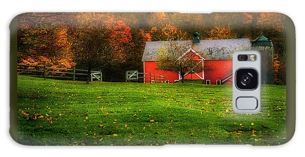 Autumn Dreams - Dorset Vermont Galaxy Case