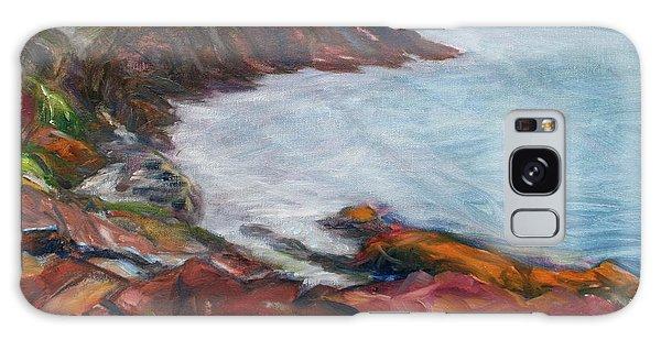 Painterly - Bold Seascape Galaxy Case