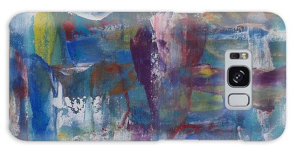 Painters Palette Galaxy Case