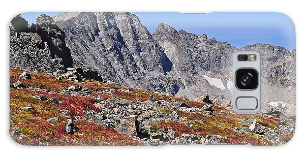 Indian Peaks Wilderness Galaxy Case - Paiute Peak by Aaron Spong