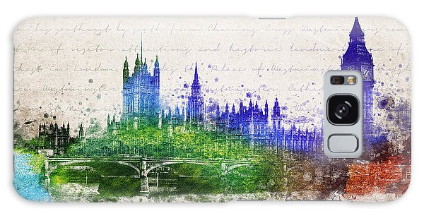 Palace Of Westminster Galaxy Case