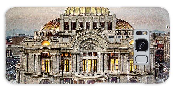 Palacio De Bellas Artes Galaxy Case