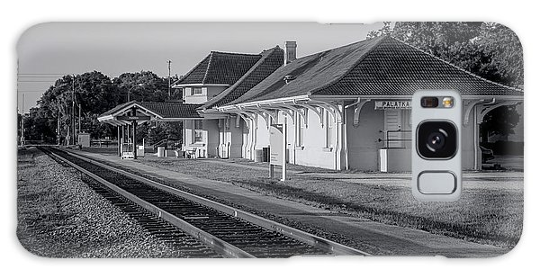 Palatka Train Station Galaxy Case by Lynn Palmer