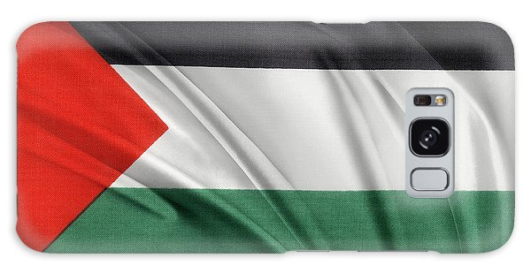 Palestine Flag Galaxy Case