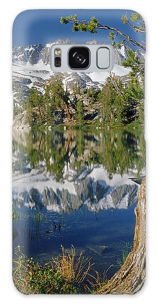 2m6443-v-palisade Peaks And Summit Lake V Galaxy Case