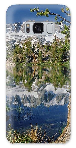 2m6443-v-palisade Peaks And Summit Lake V Galaxy Case