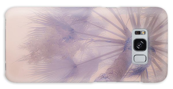 Palm Haze Galaxy Case