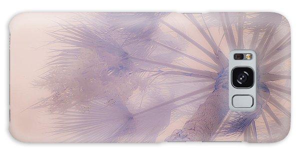 Palm Haze Galaxy Case