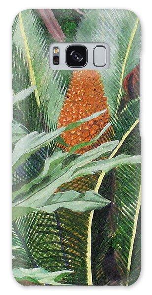 Palm King Galaxy Case