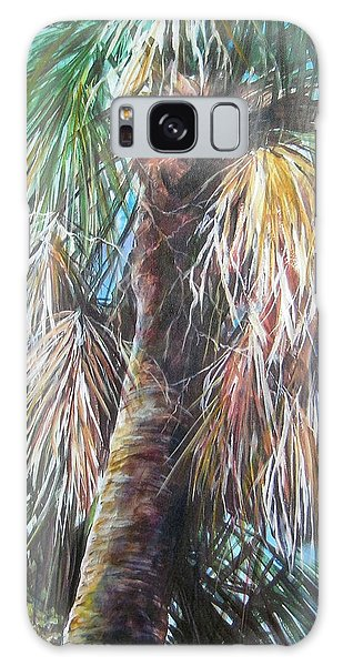 Palmetto 1 Galaxy Case by Gloria Turner