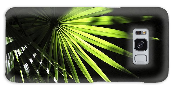 Palmetto And Rays Galaxy Case