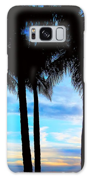 Palms Galaxy Case