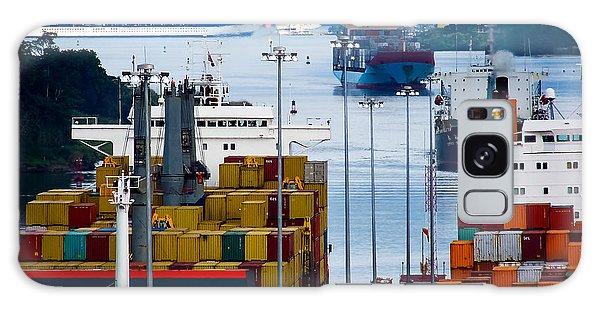 Panama Canal Express Galaxy Case