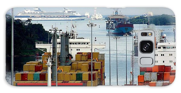 Panama Express Galaxy Case