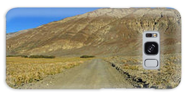 Panamint Mountains Panorama November 16 2014 Galaxy Case