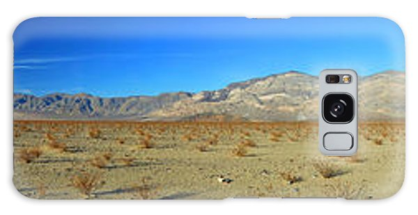 Panamint Valley State Route 190 Panorama November 16 2014 Galaxy Case