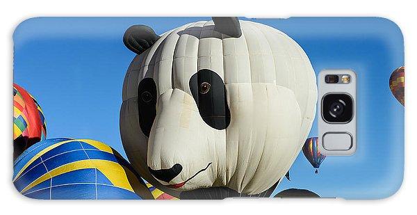 Panda Balloon Galaxy Case