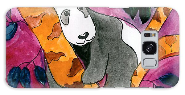 Panda Galaxy Case
