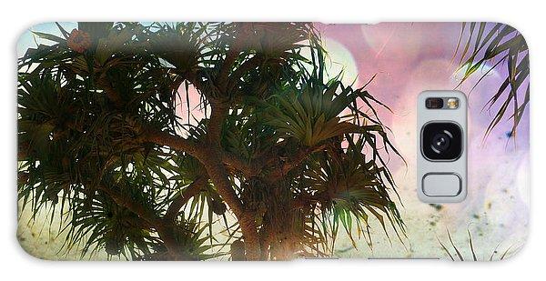 Pandanus Galaxy Case by Therese Alcorn