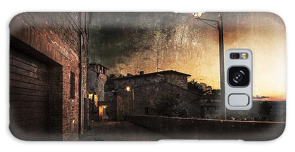 Texture Galaxy Case - Panicale At Sunset by Nicodemo Quaglia