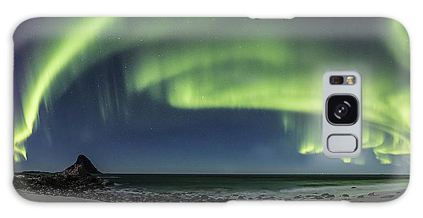 Panorama Of Auroras Galaxy Case
