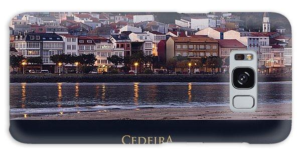 Panorama Of Cedeira Galicia Spain Galaxy Case