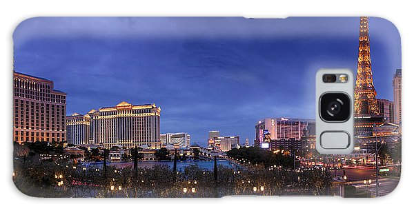 Panorama Of Las Vegas Galaxy Case