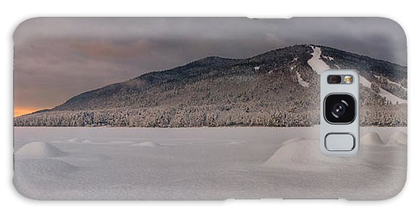 Panoramic Of Shawnee Peak And Moose Pond Galaxy Case