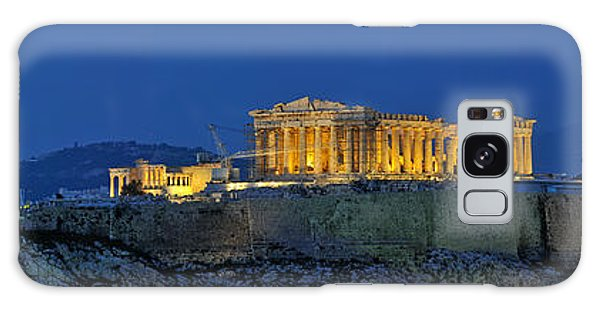 Panoramic View Of Acropolis Of Athens Galaxy Case