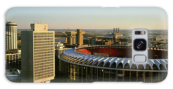 St Louis Mo Galaxy Case - Panoramic View Of Busch Stadium by Panoramic Images