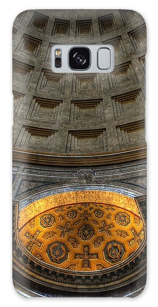Pantheon Ceiling Detail Galaxy Case