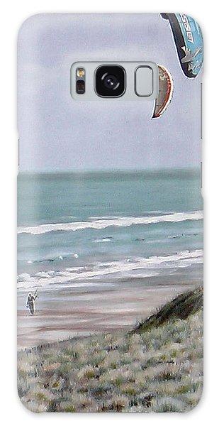 Papamoa Beach 090208 Galaxy Case