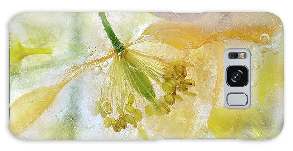 Ice Galaxy Case - Papaver Ice by Mandy Disher