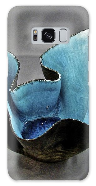 Paper-thin Bowl  09-003 Galaxy Case by Mario Perron
