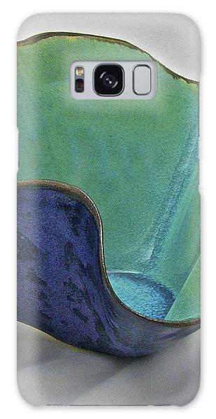 Paper-thin Bowl  09-006 Galaxy Case by Mario Perron