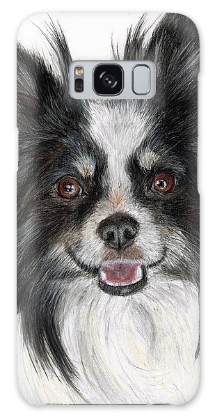 Papillon Painting Galaxy Case