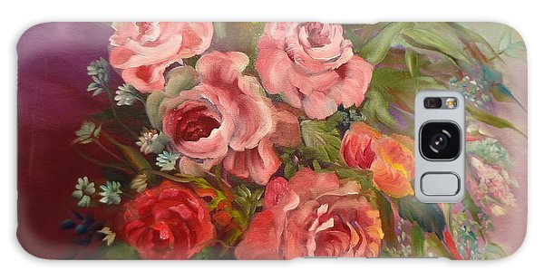 Parade Of Roses Galaxy Case