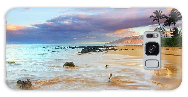 Tide Galaxy Case - Paradise Dawn by Mike  Dawson