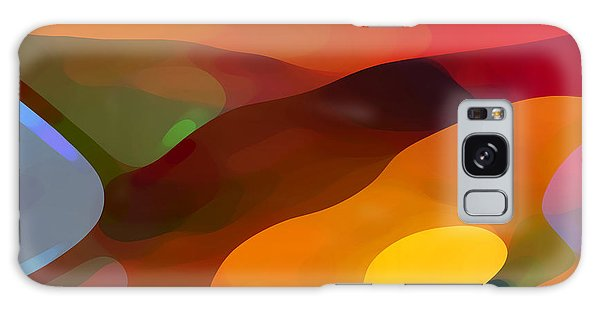 Abstract Landscape Galaxy Case - Paradise Found by Amy Vangsgard