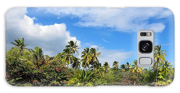 Paradise Lagoon Galaxy Case