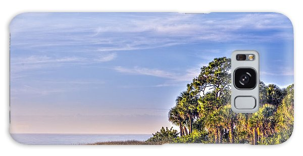 Islands In The Sky Galaxy Case - Paradise On The Gulf by Marvin Spates
