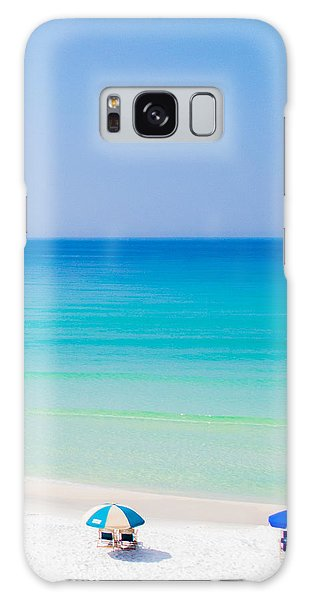 Paradise Galaxy Case by Shelby  Young